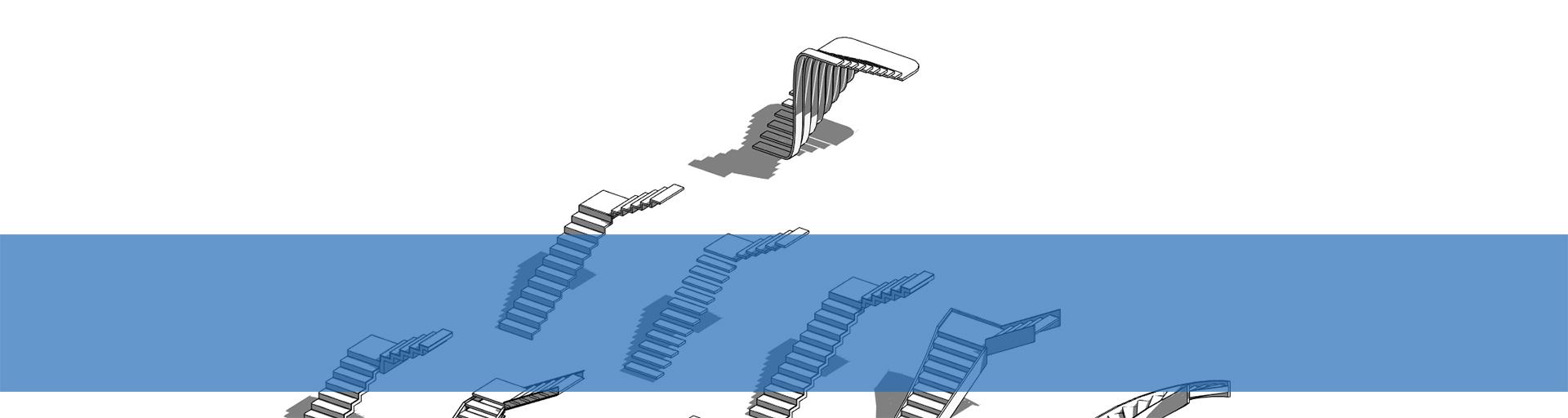 Creare e personalizzare scale e rampe
